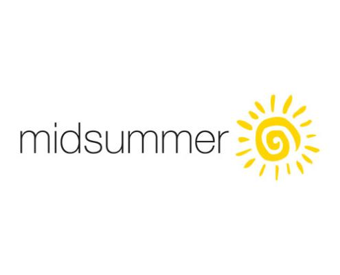 Midsummer's logotype.
