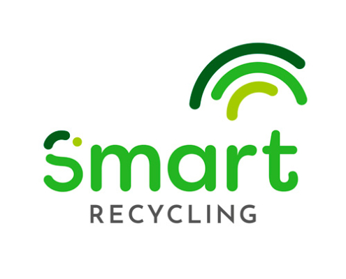 Logotype of Smart Recycling.