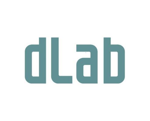 dlab's logotype.