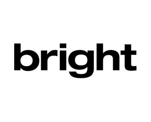 Bright's logotype.